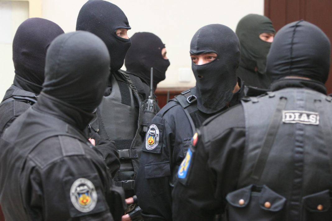 Procurorii DIICOT și ofițerii DCCO și BCCO București au efectuat 7 percheziții domiciliare