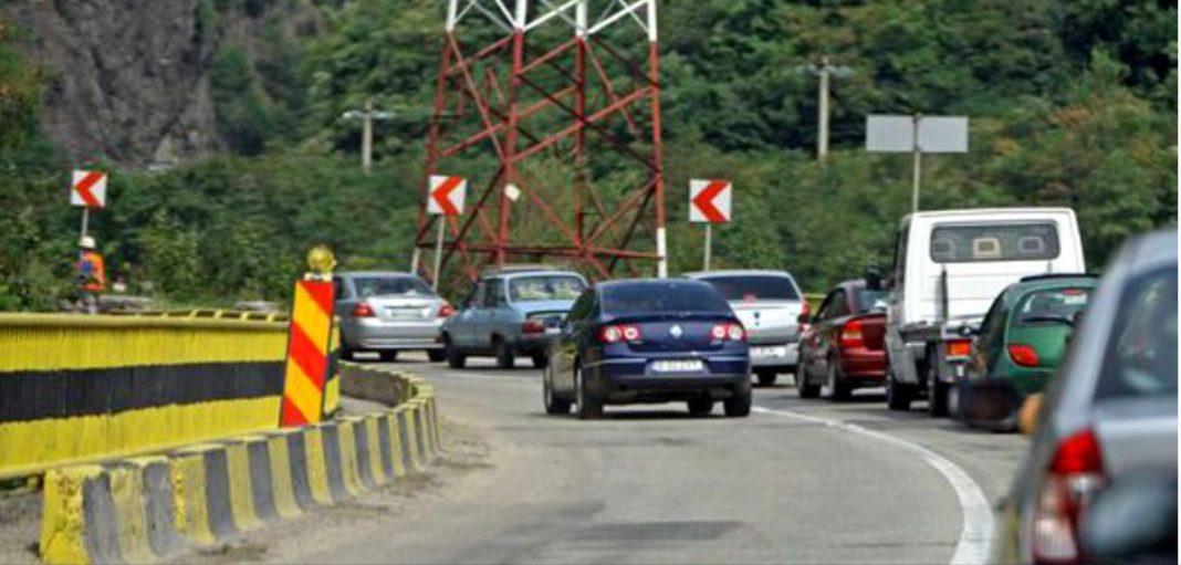 În perioada 21 – 22 septembrie, între orele 8.00-19.00, se va închide total circulația pe DN 7CC