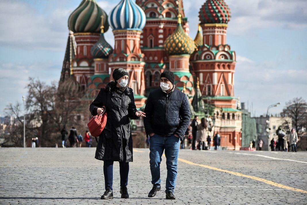 Rusia a depăşit pragul de un milion de de cazuri de COVID-19