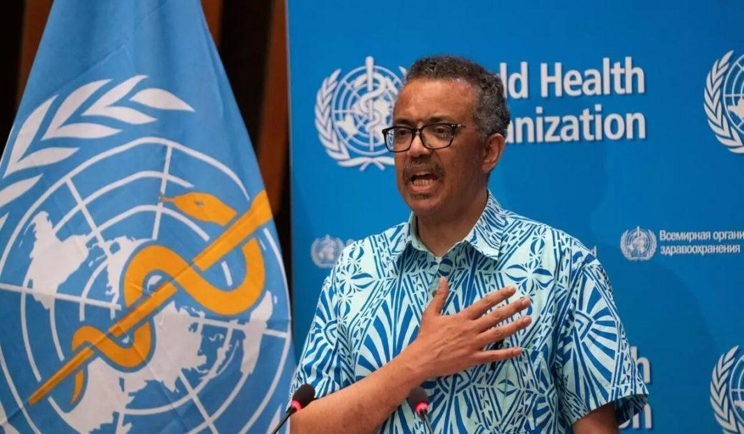 Obiectivul este ca majoritatea oamenilor din toate ţările să fie vaccinaţi, nu toţi oamenii din doar câteva ţări, a declarat șeful OMS, Tedros Ghebreyesus