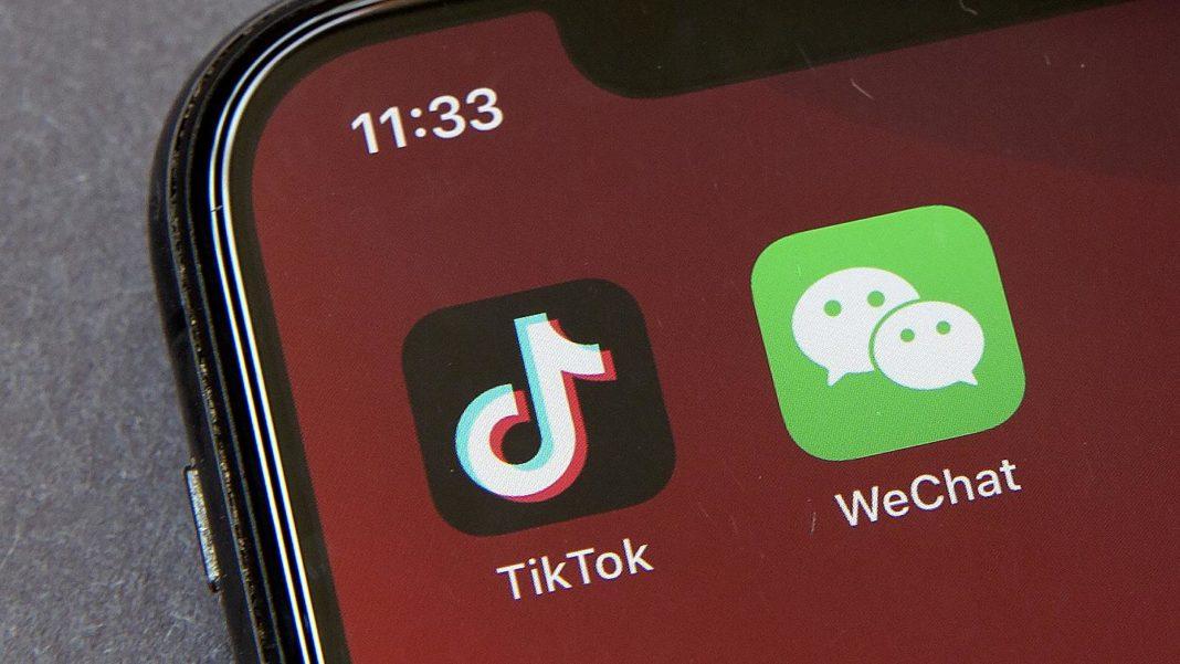 SUA interzice descărcarea aplicaţiilor TikTok şi WeChat