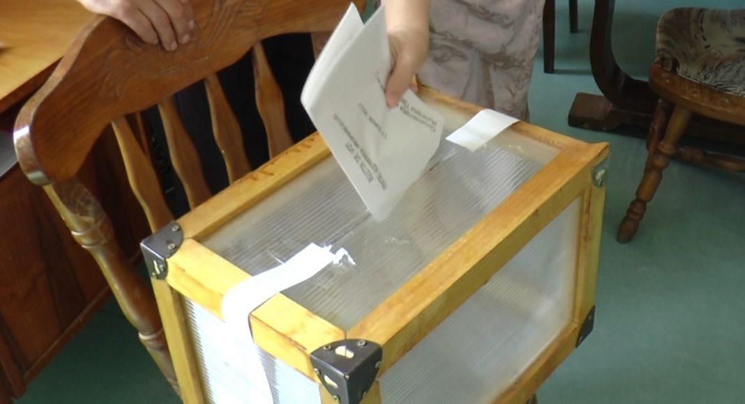 O femeie din Maglavit a solicitat urna mobilă, dar s-a ds la vot