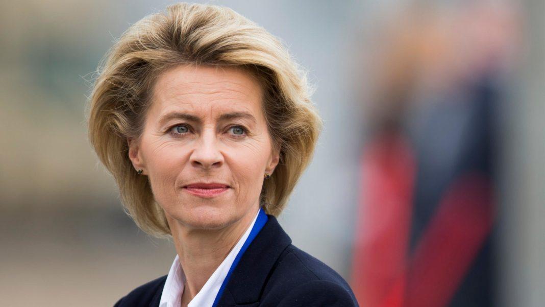 """Ursula von der Leyen cere o """"Uniune Europeană a sănătăţii"""""""