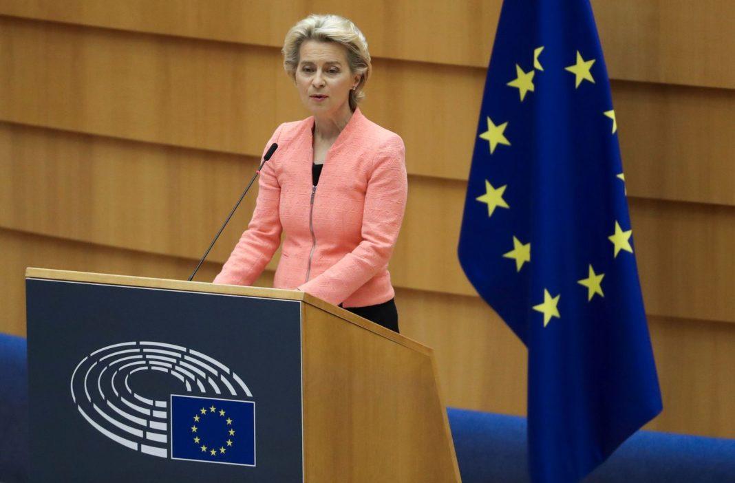 Turcia, atenţionată de Ursula von der Leyen să renunţe la orice încercare de a-şi intimida vecinii