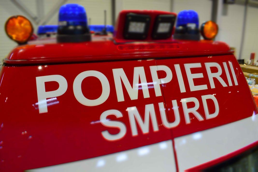 Un grav accident rutier s-a petrecut în zona localității Luna, județul Cluj, în urma căruia cinci persoane au fost rănite