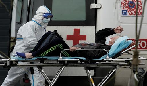 Record de infectări şi decese Covid-19 în Rusia