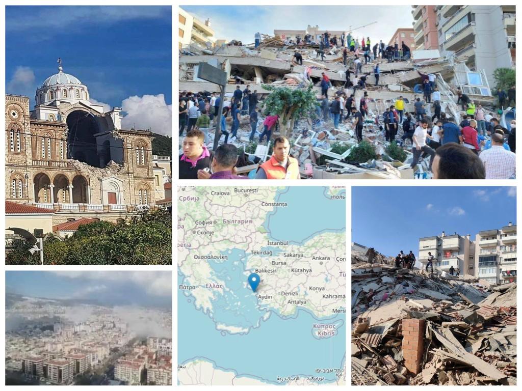 Primele bilanţuri ale cutremurului care a afectat Turcia şi Grecia (sursa foto: imperiapost)