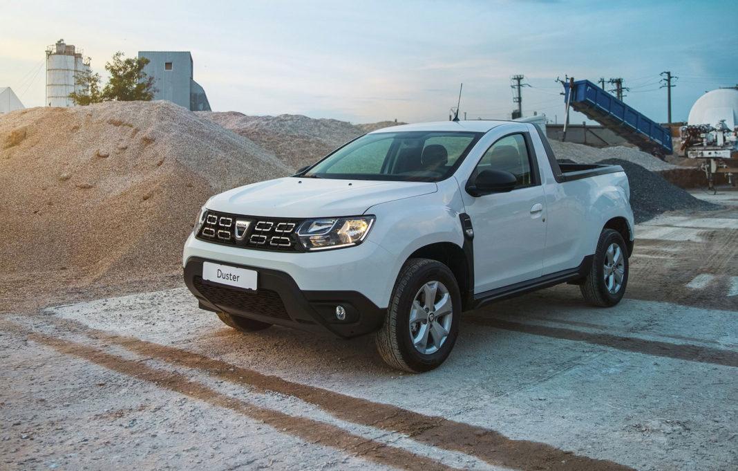 Dacia lansează în România versiunea Pick-Up a modelului Duster
