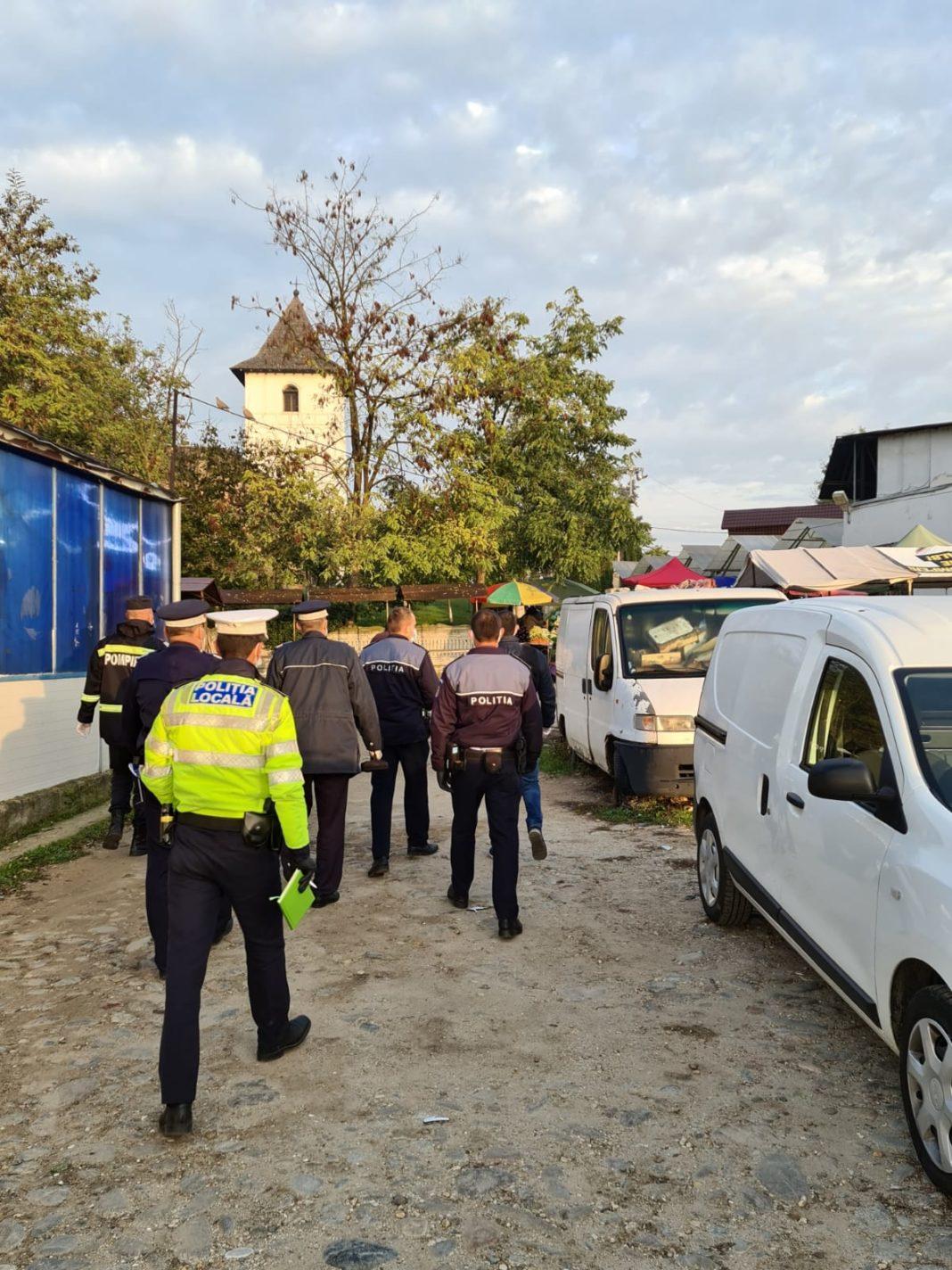 Polițiștii Secției Rurală Șimian s-au sesizat din oficiu cu privire la faptul că, pe raza localității se afla în derulare un eveniment privat cu participarea mai multor persoane