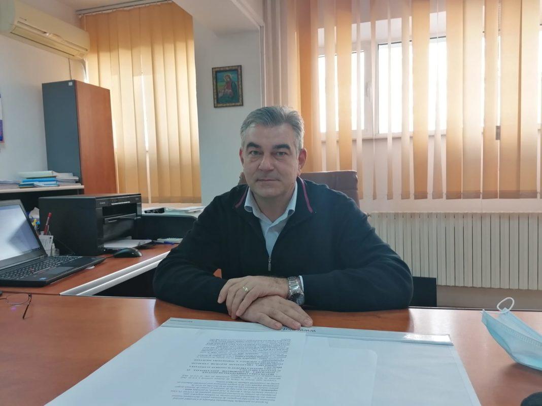 Claudiu Crăciunoiu, director CCD Dolj