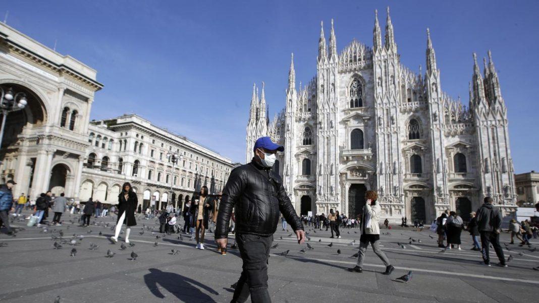 În Italia, numărul zilnic al noilor cazuri de coronavirus a depășit 19.000