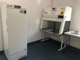 În Gorj mai există un laborator pentru teste COVID la Târgu Jiu