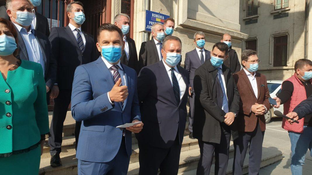 PNL Dolj pleacă la lupta pentru alegerile parlamentare în frunte cu generalul Nicolae Ciucă