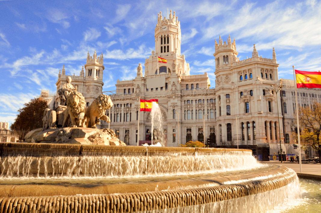 Guvernul spaniol a decretat starea de alertă în regiunea Madridului