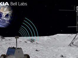 Nokia a fost aleasă de NASA să implementeze o reţea 4G pe Lună