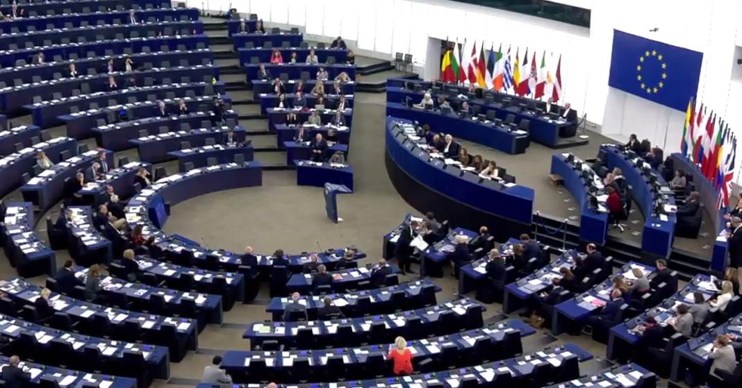 Parlamentul European se închide temporar, europarlamentarii nu mai au voie în clădire