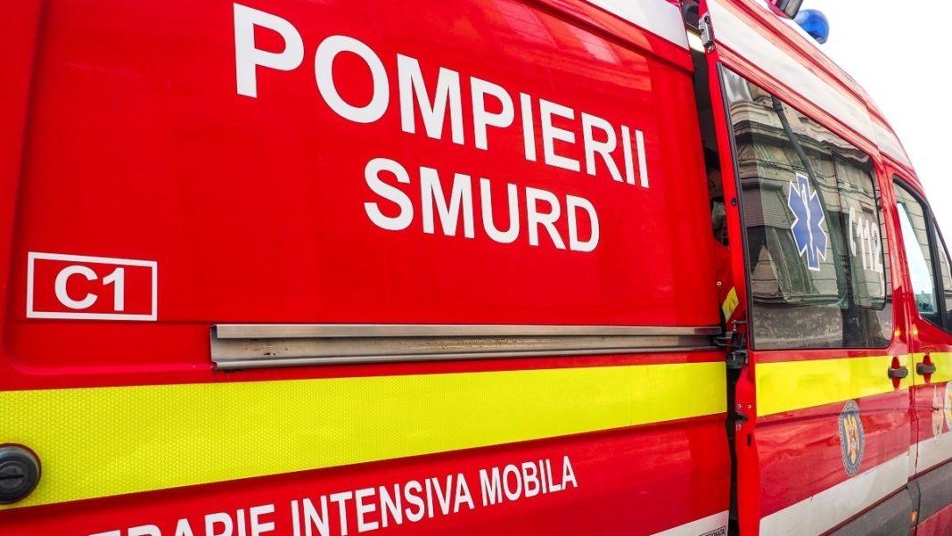 Copil de 4 ani, lovit de mașină pe faleza Dunării, la Orșova