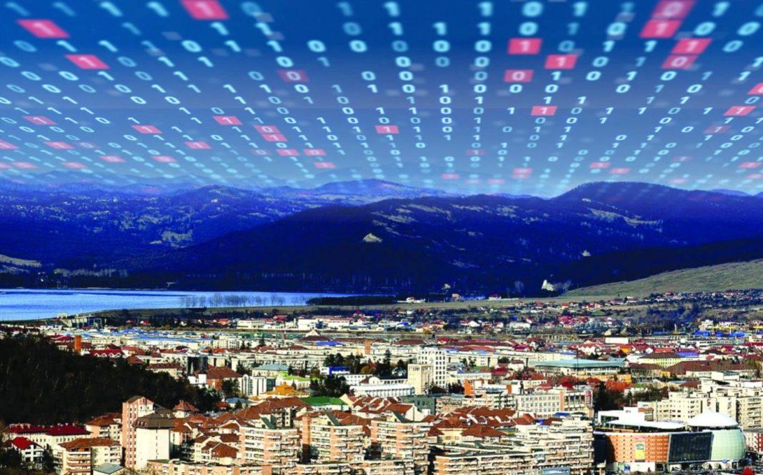Primăria Râmnicu Vâlcea are în implementare proiectul care vizează iluminatul inteligent