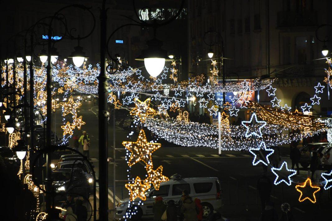 Târg de Crăciun în Craiova