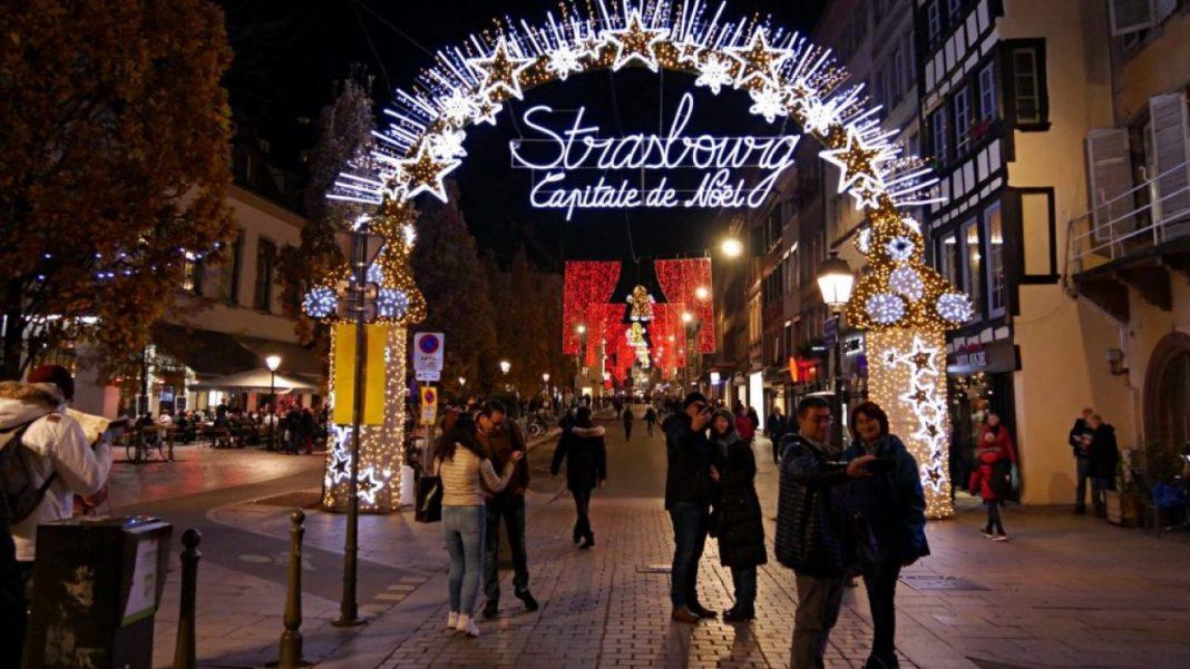 Celebrul târg de Crăciun de la Strasbourg, anulat