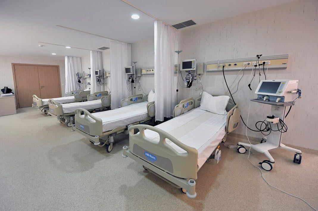 Mai sunt libere la nivel național 300 de paturi de Terapie Intensivă pentru pacienți COVID-19