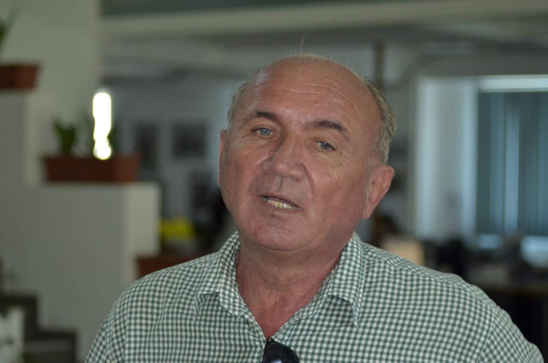 Adrian Popescu are încredere în Bergodi şi jucătorii acestuia (Foto: Alex Vîrtosu)