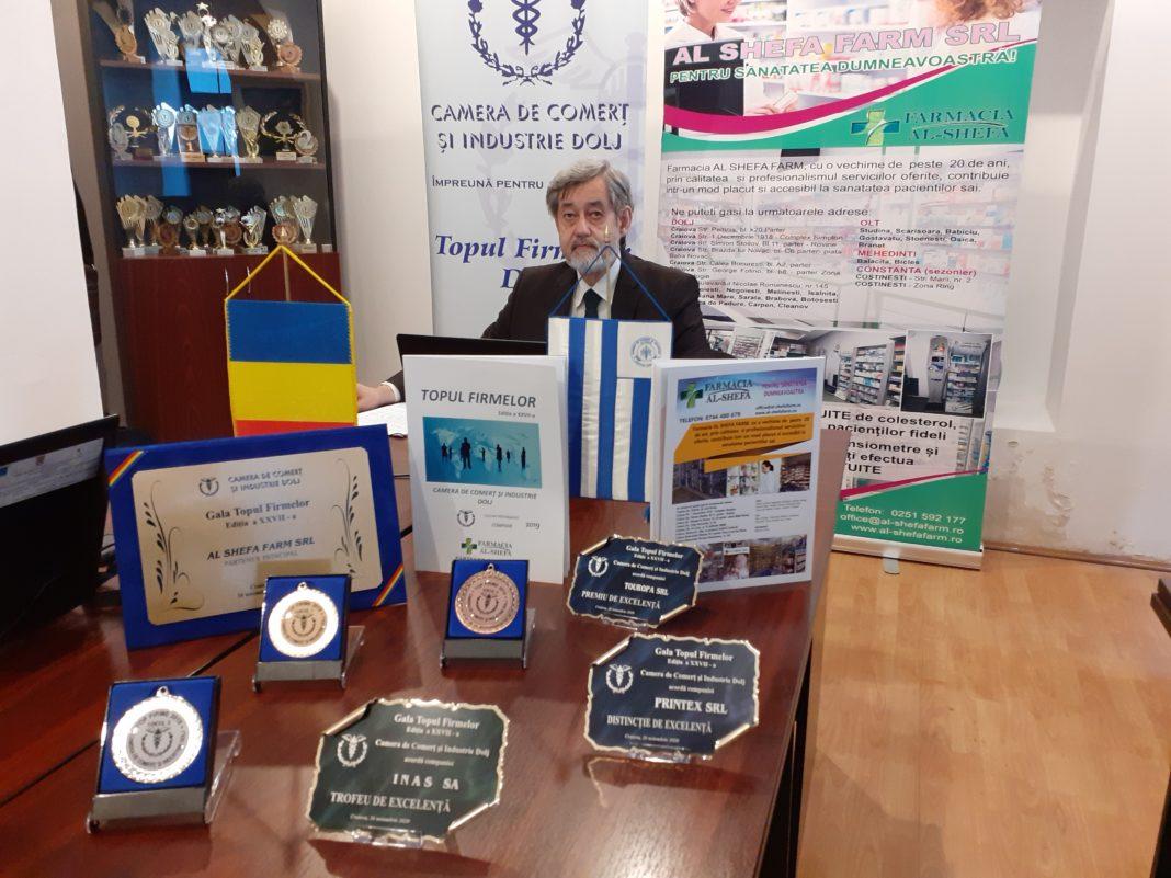 Gabriel Vladut si trofee