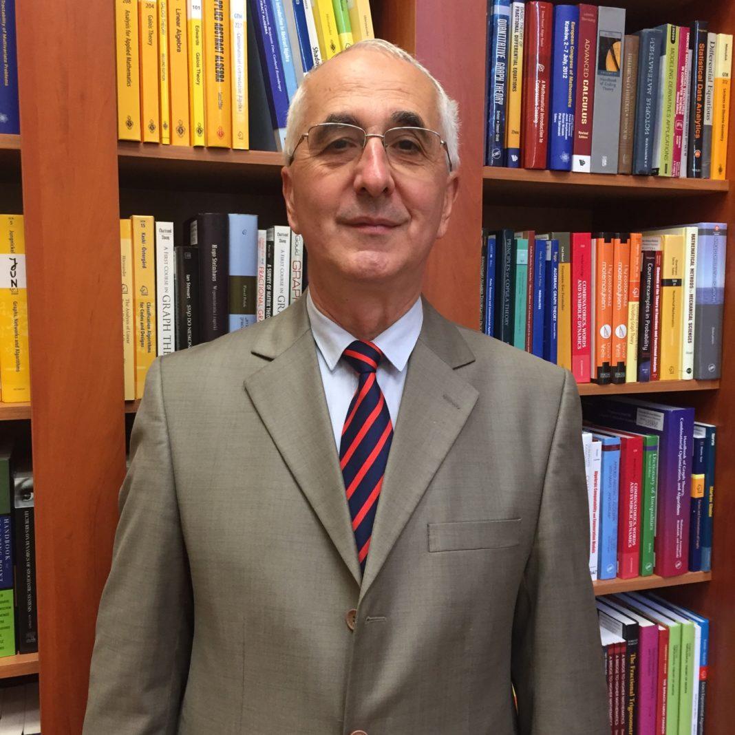 Vicențiu Rădulescu, între cei mai buni matematicieni ai lumii