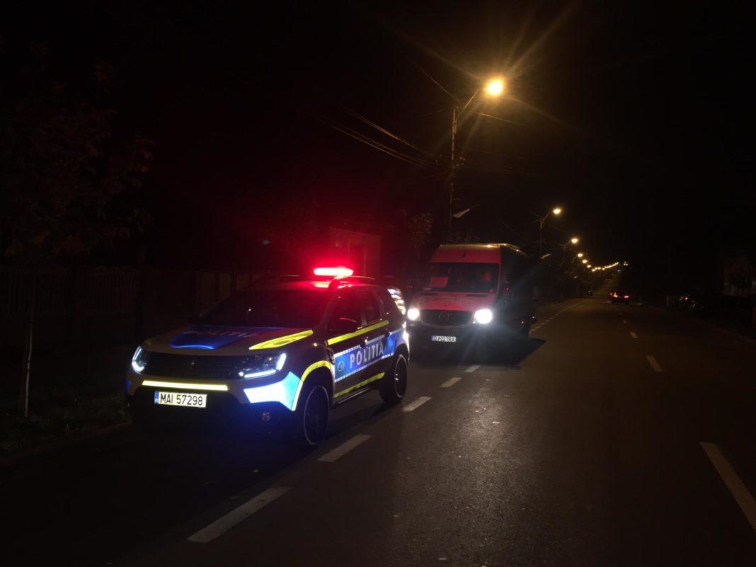 Polițiștii din Pietrari au depistat la volanul unui autoturism neînmatriculat un bărbat băut și fără permis