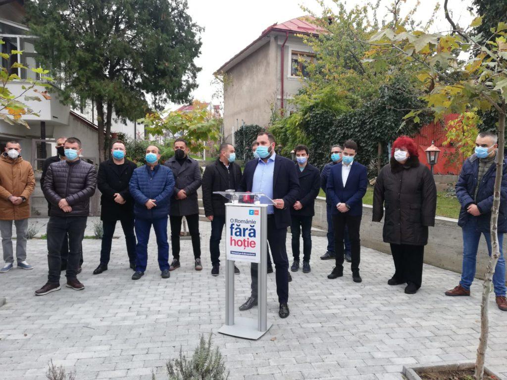 Cezar Drăgoescu, propunerea USR-PLUS pentru funcția de viceprimar al Craiovei