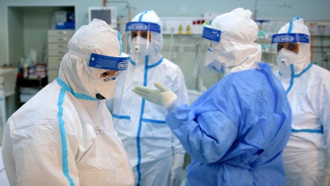 Medicii au primit asigurări că întreg personalul medical este luat în calcul pentru vaccinarea împotriva COVID-19