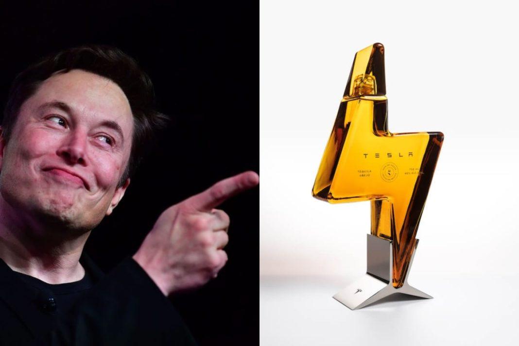 Elon Musk a scos pe piață propria marcă de tequila