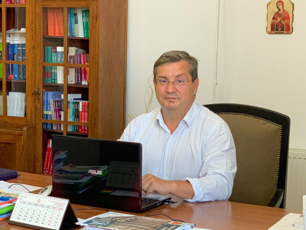 Avocatul Lucian Săuleanu, consilier local din partea USR-PLUS și fost candidat la Primăria Craiova