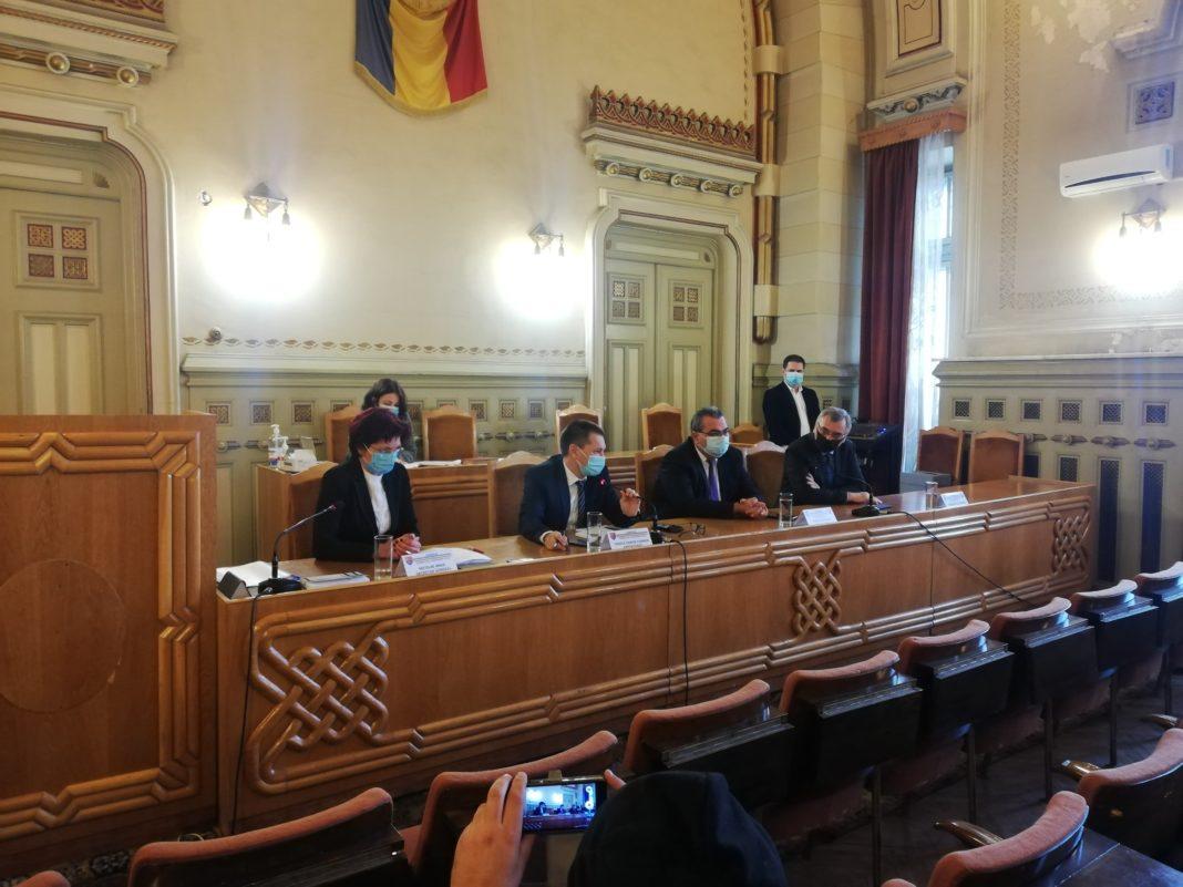 Demisii în Consiliul Județean Dolj. Unde se duc Oana Bică și Cosmin Durle după ce au renunțat la mandatele de consilieri județeni.