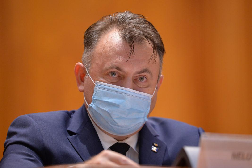 Cum se va face vaccinul anti-Covid în România. Ministrul Sănătăţii, Nelu Tătaru, a explicat modalitatea de vaccinare.