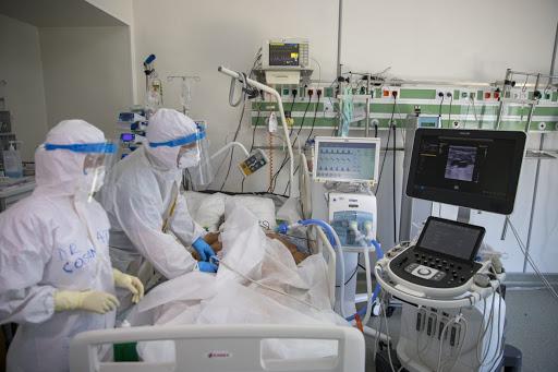 Numărul medicilor de Terapie Intensivă a rămas constant din martie şi până acum: 1159 de medici