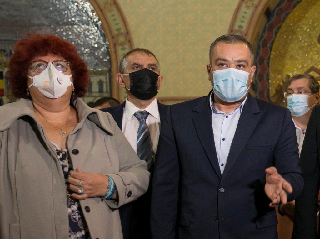 Marian Vasile a fost votat ca președinte al PNL Craiova