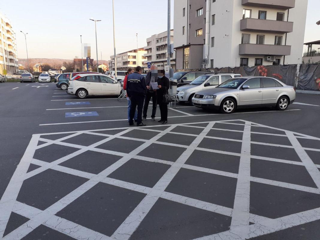 Polițiștii vâlceni au desfășurat acțiuni de verificare privind respectarea măsurilor impuse în contextul stării de alertă