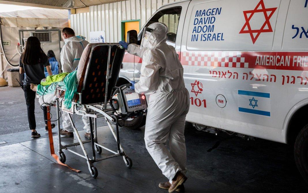 Israel, o ţară cu 9 milioane de locuitori, a depăşit luni 3.000 de decese de COVID-19 şi continuă să nu poată să stabilizeze curba infectărilor