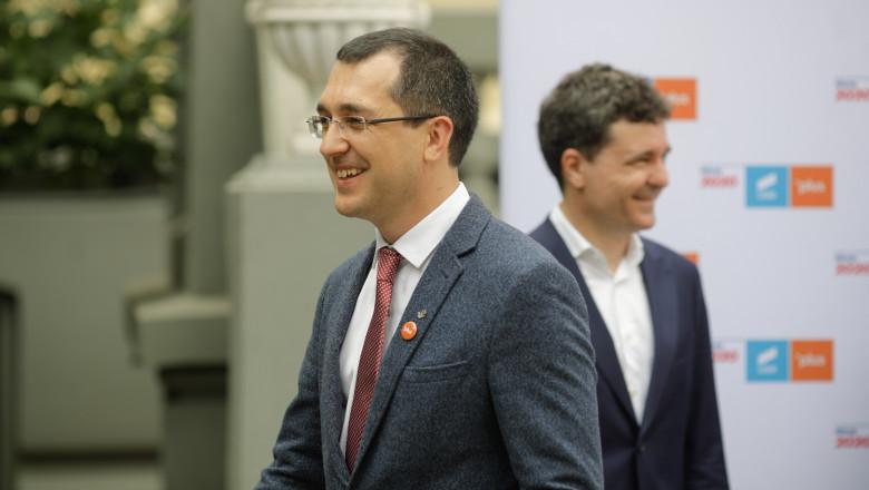 Vlad Voiculescu, aviz favorabil pentru funcţia de ministru al Sănătăţii