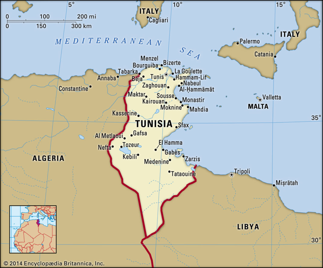 Tunisia: Starea de urgenţă, prelungită până în iunie 2021