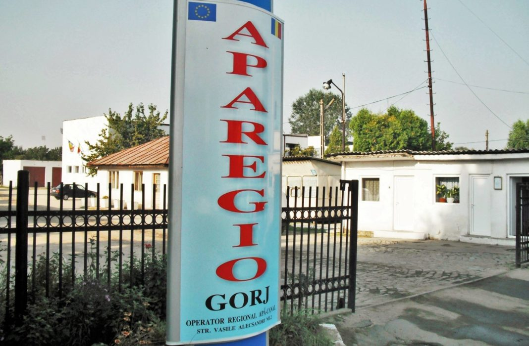 Contractul a fost semnat de operatorul Aparegio Gorj