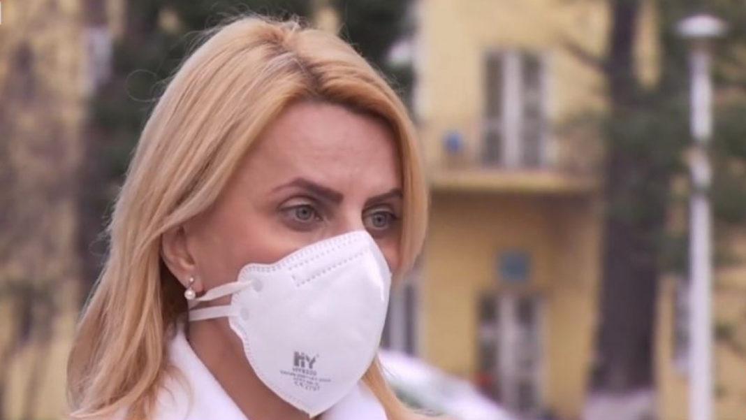 Beatrice Mahler: Decembrie este o lună de risc privind infecţia cu SARS-CoV-2