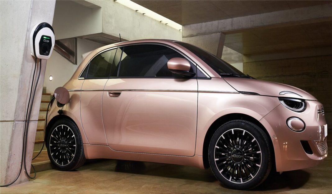 60% din producția de autoturisme Fiat va fi electrificată până la finalul anului viitor