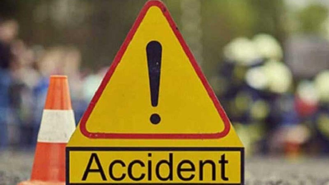 Pieton transportat la spital în urma unui accident