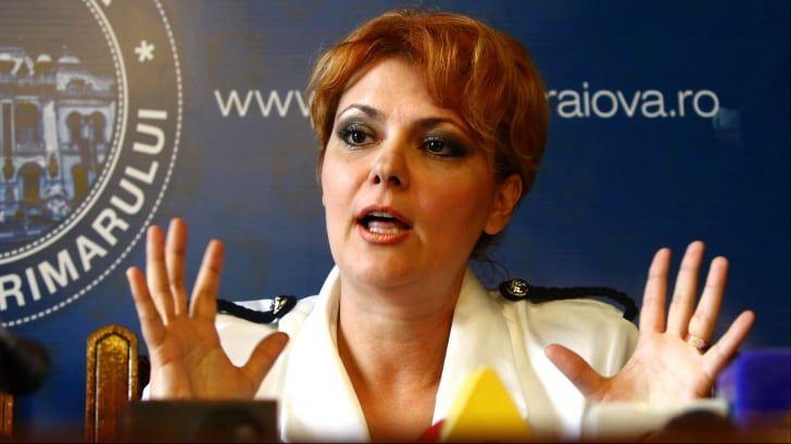 DNA a clasat dosarul ''Faţada'' în care Olguţa Vasilescu era urmărită penal pentru fapte de corupţie