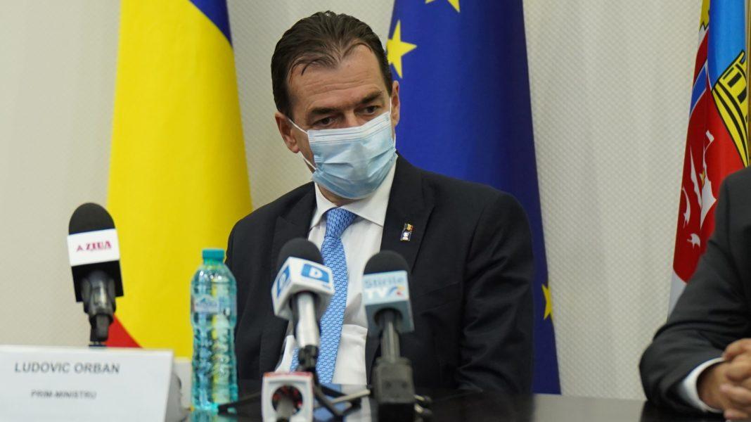 Orban, despre acuzațiile lansate de Voiculescu: Îmi arată, o dată în plus, că premierul a luat o decizie corectă