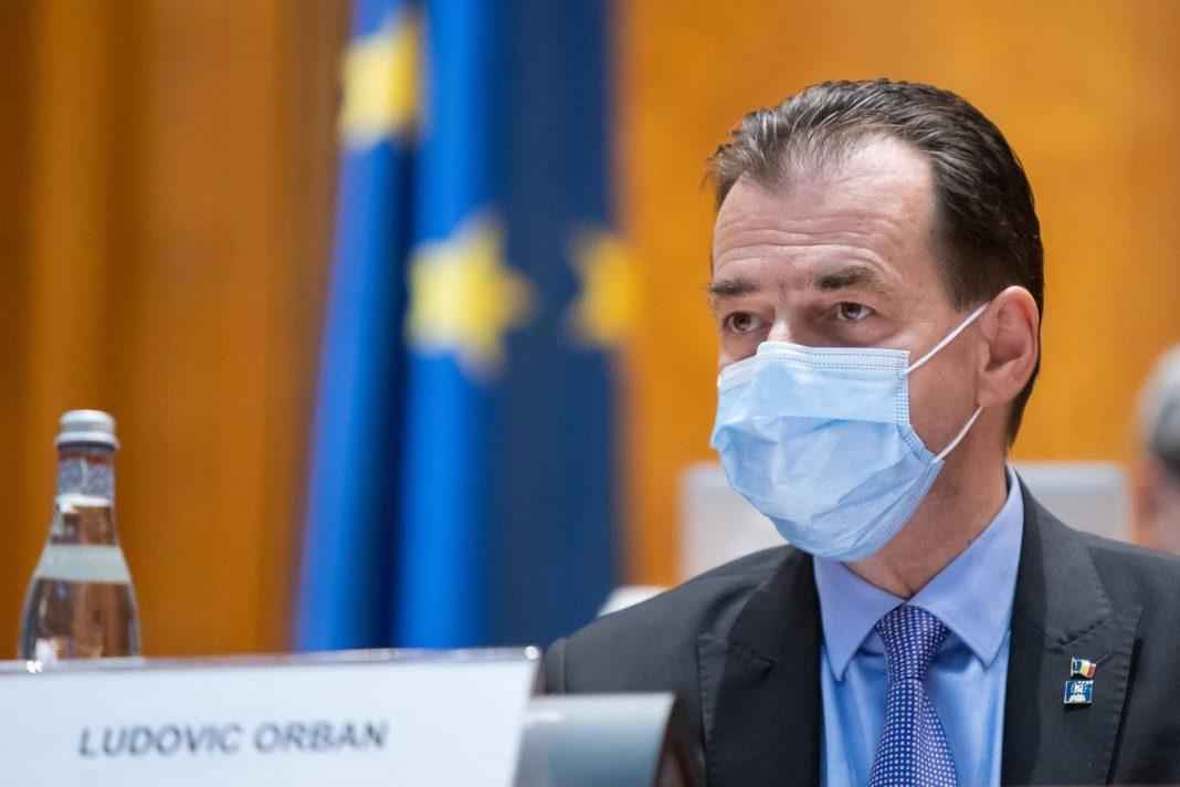 Ludovic Orban: Orice ministru care își atacă premierul trebuie să își scrie mai întâi demisia