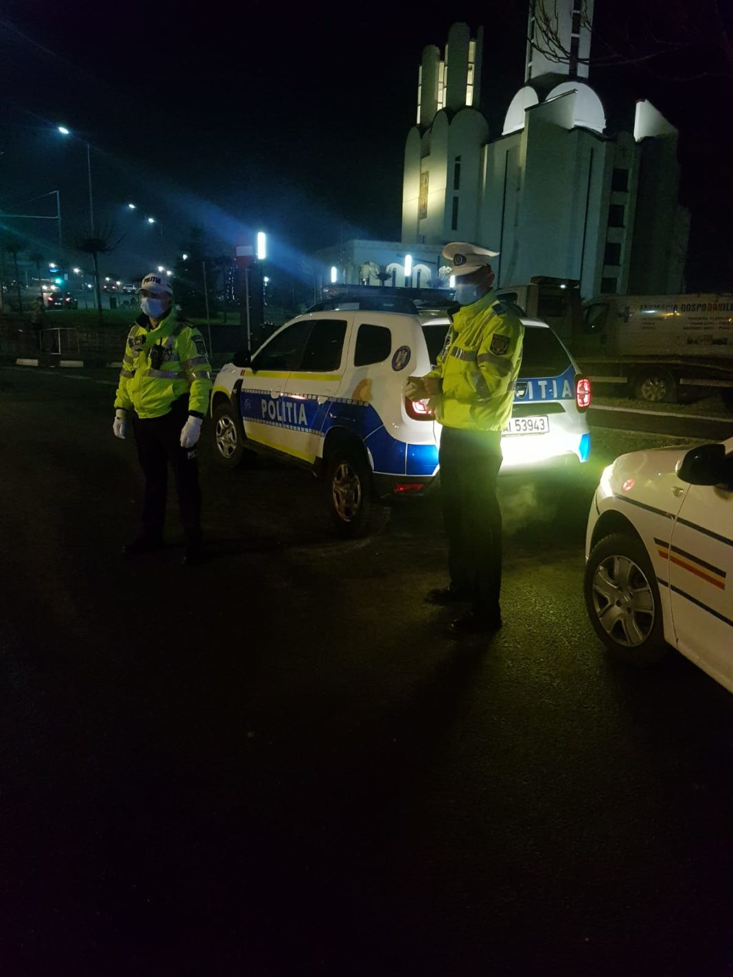 Polițiști din cadrul Secției 6 Craiova s-au sesizat, azi noapte, că într-o locuință din municipiu este organizată o petrecere