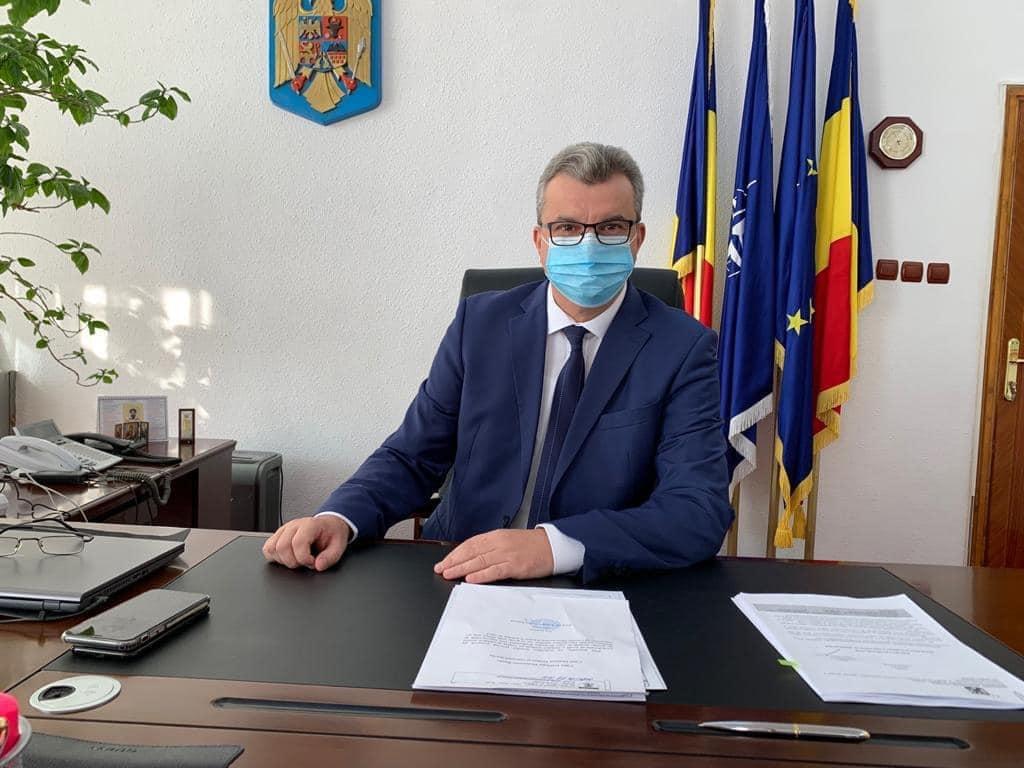 Prefectul judeţului Buzău Leonard Dimian a demisionat din funcţie